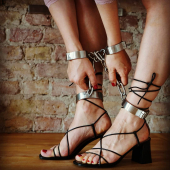 Preparing for spring  #selfbondage  #bdsm  #slave  #cuffedgirl  #cuffed  #sexpositive  #sexyfeets  #sexymaid  #soumission  #sexpositive  #multiorgasmos  #pleasure  #sexyfeetandtoes  #chainedgirl  #chained